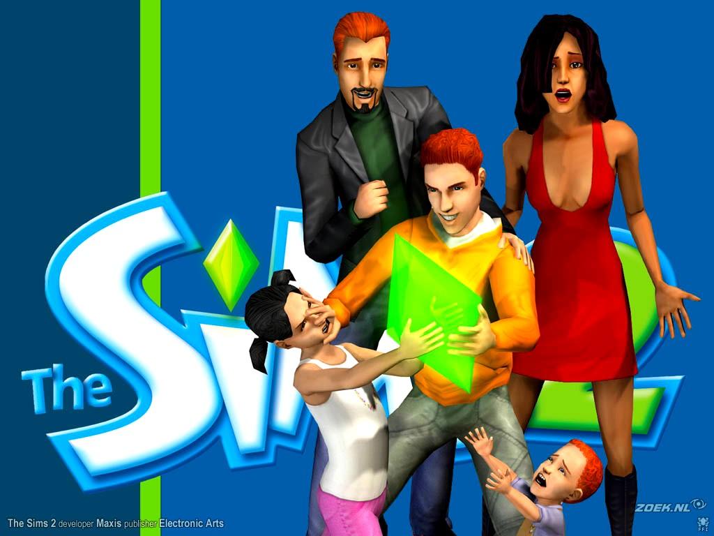 игра the sims 2 антология скачать торрент